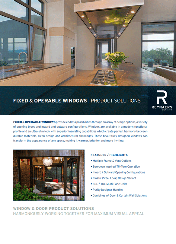 FIXED&OPERABLE-WINDOWS-REYNAERS