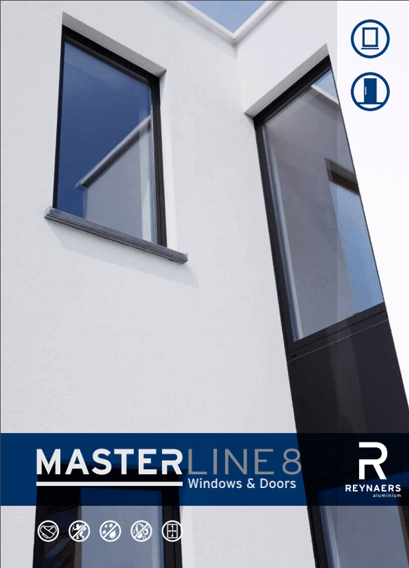 MASTERLINE-8---DOORS-and-WINDOWS-REYNAERS