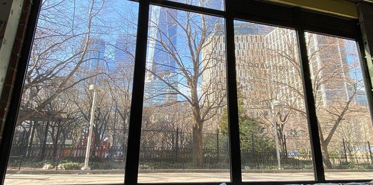 Independance Plaza– Manhattan, New York